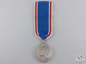 A 1937 George VI Coronation Medal
