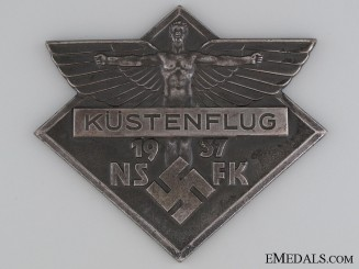 A 1937 NSFK Air Rally Award