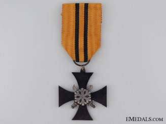A 1939-1940 Finish Middle-Isthmus Battle Cross