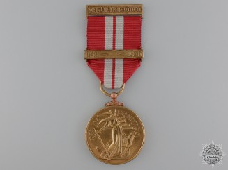 A 1939-1946 Irish Emergency Service Medal