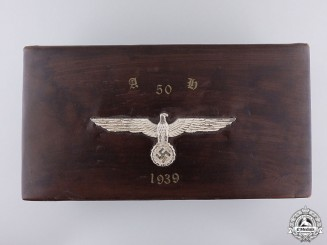 A 1939 AH 50th Birthday Box