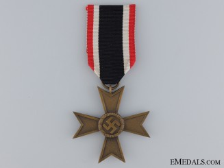 A 1939 War Merit Cross; Second Class