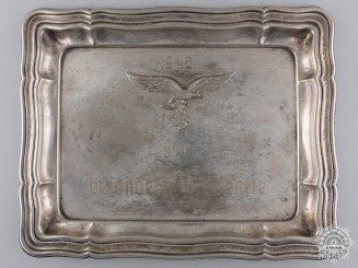 A 1940 Luftwafffe Award for Exceptional Service