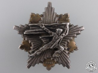 A 1941 Yugoslavian Partisan's Decoration