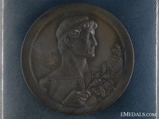 A 1942 Cased Generalgouvernements Medal