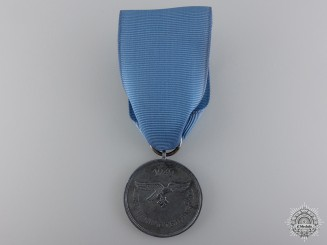 A 1942 Luftwaffe Balloon Defence Medal