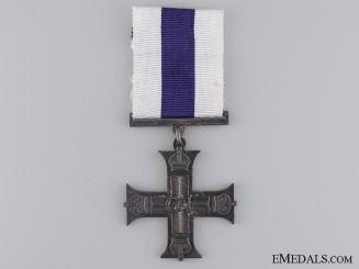 A 1945 Second War Military Cross; GRI Issue