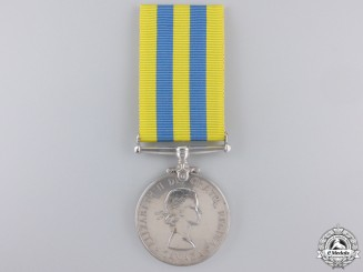A 1950-53 Korea Medal; Unnamed