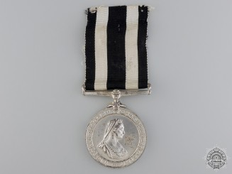 A 1952 Service Medal of the Order of St. John; Hampshire Ambulance