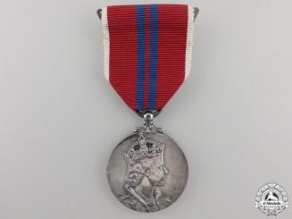 A 1953 Elizabeth II Coronation Medal
