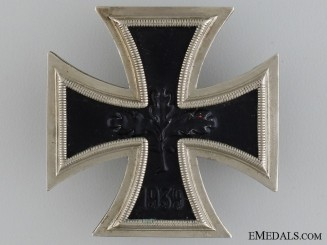 A 1957 Issue Iron Cross First Class