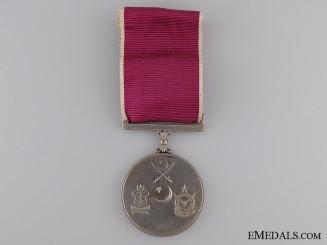 A 1965 Indo-Pakistani War Medal (1375 Tamgha-I-Jang)