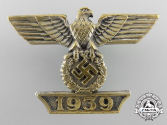 A Prime & Published Example of the Clasp to the Iron Cross First Class