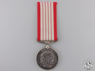 A 1967 Canadian Centennial Medal; Unnamed