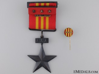 A 1973 Chilean General's Award