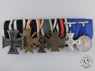 A First War German Army Long Service Medal Bar