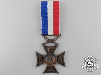 An 1870 Canadian Dominion Rifle Association Medal
