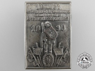 Germany, Third Reich. A National Socialist League of the Reich for Physical Exercise Badge