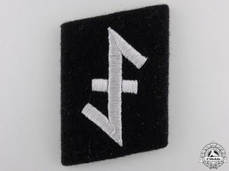 "A 23rd SS-Freiwilligen Panzer Grenadier Division ""Nederland"" Collar Tab"