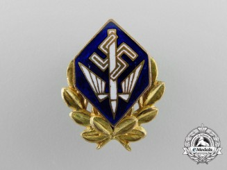 A German Stenographer's Association Pin