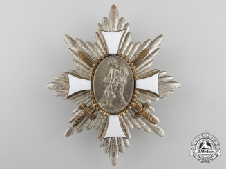 A First War German Field Honour Badge