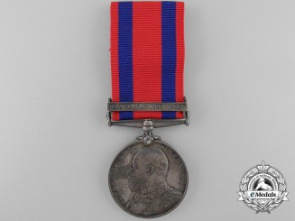 A Transport Medal with South Africa Clasp to W.R. Morrison