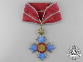 A Most Excellent Order of the British Empire; Commander, Military Division (CBE)