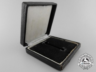 A Case to the Iron Cross First Class 1939