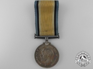 A British War Medal to Private J.M. Price; 13th London Regiment