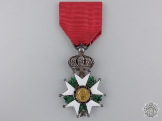 A 2nd Empire French Legion D'Honneur; Knight