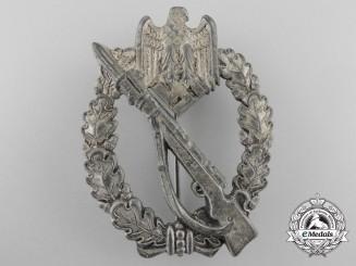 A Silver Grade Infantry Badge