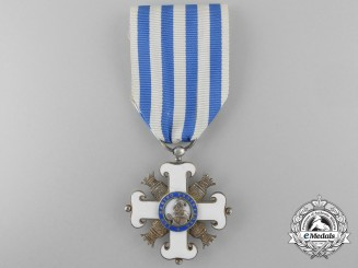 An Order of San Marino; Civil Division, Knight