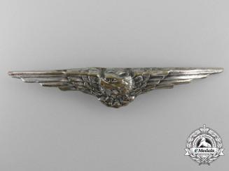 A Rare Croatian Second War Air Force Commander's Wing c.1942