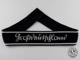 A 3rd Pattern GrossDeutschland Officer Cufftitle