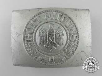 An Army Belt Buckle