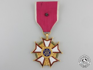 An American Legion of Merit; Legionnaire Grade