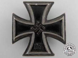 An Iron Cross First Class 1939 by E. Ferdinand Wiedmann