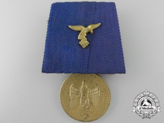 A Luftwaffe Long Service Award for 12 Years