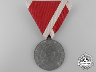 A Second War Croatian Bravery Award
