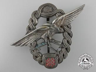 An Early Second War Croatian Observer & Navigator Badge