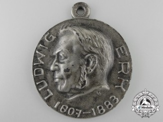 Germany, Third Reich. A Large 1938 Hessen Singers League Award