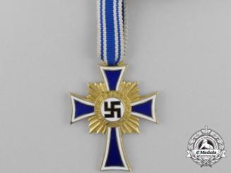 A German Mother's Cross, Gold Grade