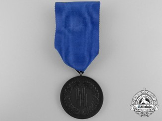 A Four Year SS Long Service Award; Fourth Class