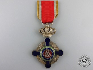 An Order of the Star of Romania; Type II