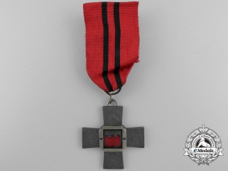 A 1940-1944 10th Division Cross of Finland