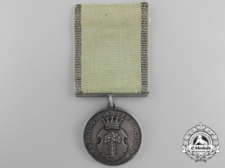 A Swedish Blekinge Shooting Association Medal
