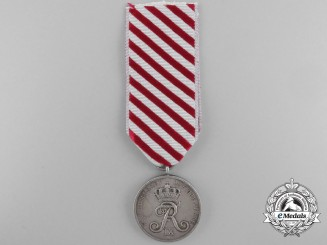 A Rare Second War Danish Distinguished Flying Medal