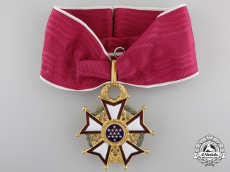 An American Legion of Honor; Commander