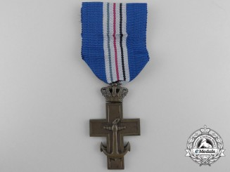 A Greek Royal Navy Campaign Cross 1940-1945