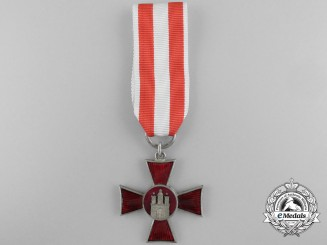 A 1914 Hamburg Hanseaten Cross